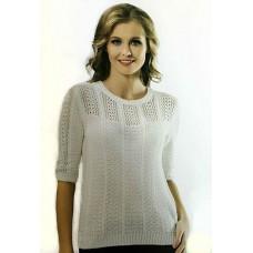 Вязаный свитер 14229 оптом