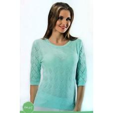 Вязаный свитер 14217 оптом