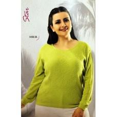 Вязаный свитер 14520 оптом