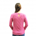 Вязаный свитер 5640 оптом